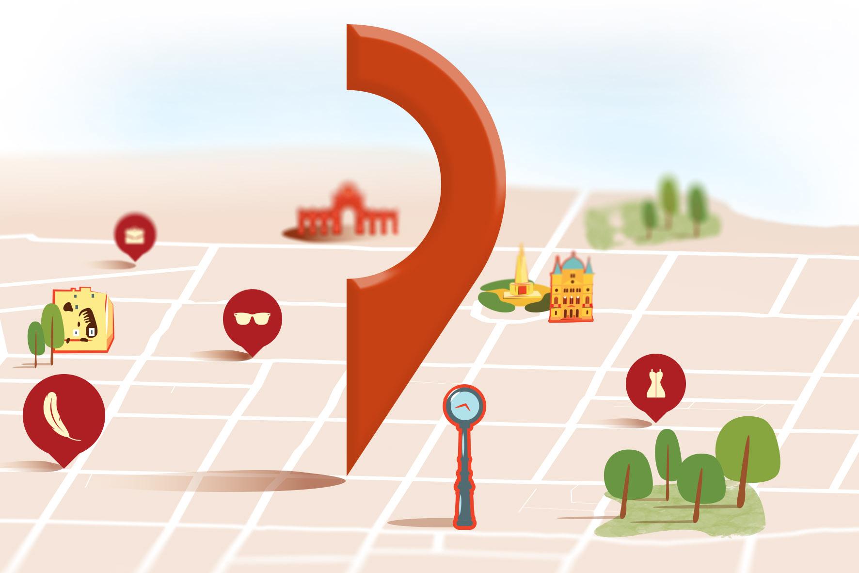 KLIKNIJ i pobierz mapę turystyczną ginących zawodów w Łodzi